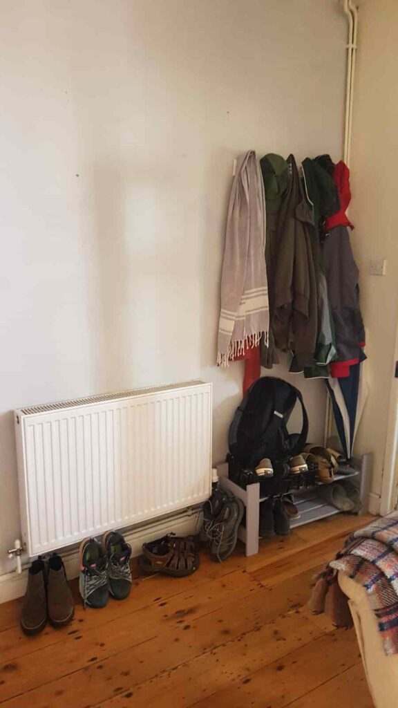 radiator dial in home
